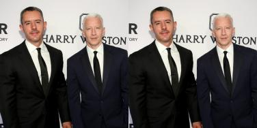 Anderson Cooper's split from longtime boyfriend Ben Maisani, moved on with handsome Dallas doctor