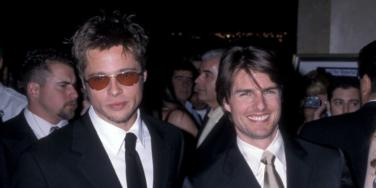 6 New Details About The Brad Pitt/Tom Cruise Feud