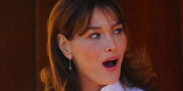 Sex Tapes Of Carla Bruni Stolen, May Sell