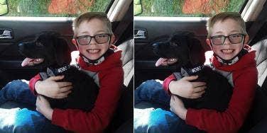 Eight-Year-Old Bryson Kliemann Sold His Pokémon Cards To Raise Money To Save His Sick Puppy