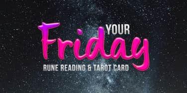 Daily Love Rune & Tarot Horoscope Forecast For Today, 10/19/2018, By Astrology Zodiac Sign
