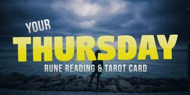 Daily Love Rune & Tarot Horoscope Forecast For Today, 10/25/2018, By Astrology Zodiac Sign