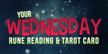 Daily Love Rune & Tarot Horoscope Forecast For Today, 11/7/2018, By Astrology Zodiac Sign