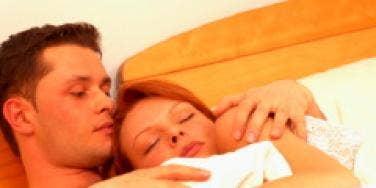 Women Like Cuddling
