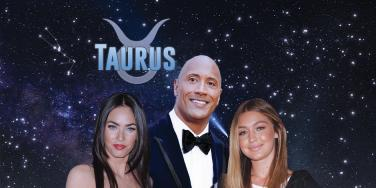 13 Famous Celebrities Born With A Taurus Zodiac Sign