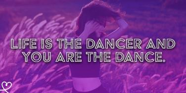 Dance quotes about dancing move your body