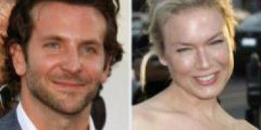 Renée Zellweger & Bradley Cooper