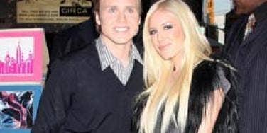 Heidi Montag and Spencer Pratt