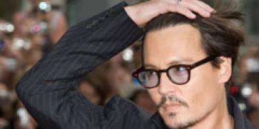 Johnny Depp As Sexiest Man?