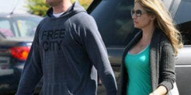 Eric Dane and Rebecca Gayheart Pregnant