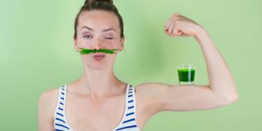 What Happens When You Drink A Wheatgrass Shot?