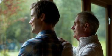 father and son relationship after addiction recovery treatment