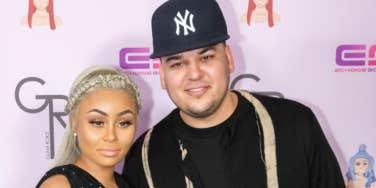 9 Cringey Details About Rob Kardashian & Blac Chyna's Relationship