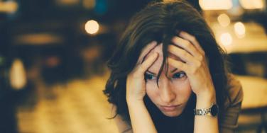 how to stop worrying negativity bias