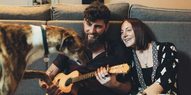 Using Music To Overcome Depression Valentine's Day Falling In Love