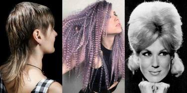 Hairstyle Appreciation Day Wild Hair Trends Famous Hairstyles