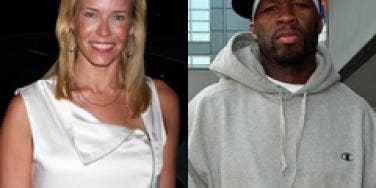 50 Cent Chelsea Handler