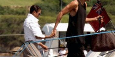 Janet Jackson Already Smitten With New Man