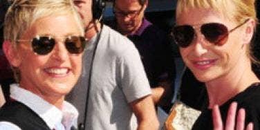 Portia De Rossi: Marrying Ellen DeGeneres Saved Me
