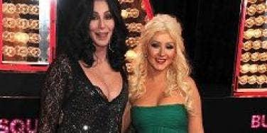 Cher Christina Aguilera