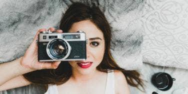 women share Instagram photos