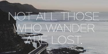J.R.R. Tolkien QUOTES about adventure wanderlust