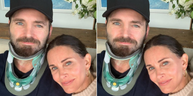 Who Is Johnny McDaid? New Details On Snow Patrol Singer And Courteney Cox's Boyfriend