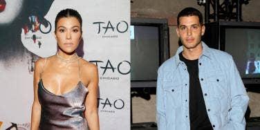 Who Is Kourtney Kardashian Dating? Details Seen With Kendall Jenner Ex Fai Khadra
