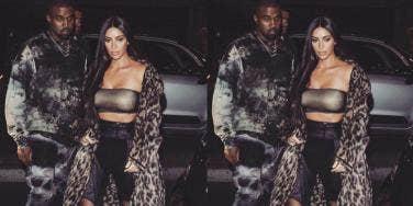 Kim Kardashian Kanye West Divorce Rumors