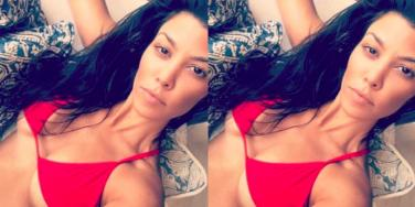 5 Photos Of Kourtney Kardashian's BEST Underboob Moments Ever