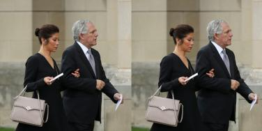 Who Is Les Moonves Wife? New Details CBS CEO Sexual Harrassment The Talk Julie Chen