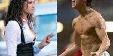 Naya, Cristiano Ronaldo