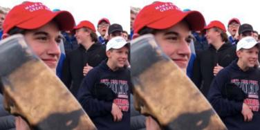 Who Is Nick Sandmann? New Details About The Teen Who's Suing The Washington Post Over Their Coverage Of His Interaction With A Native American Activist