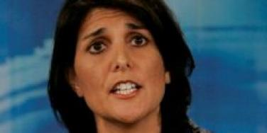 Blogger Claims Affair With Nikki Haley