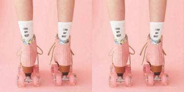 orgasm socks