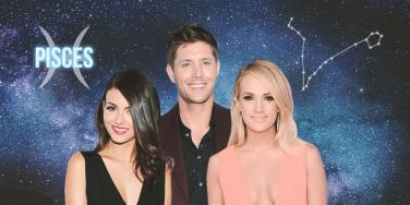 10 Famous Celebrities With A Soulful Pisces Zodiac Sign