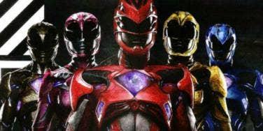 Power Rangers Gay