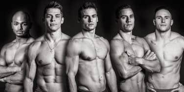 team usa naked