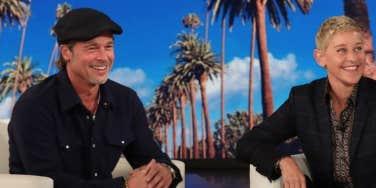 Which Ex-Girlfriend Of Brad Pitt's Did Ellen DeGeneres Date?