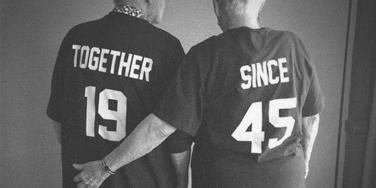 together since 1945