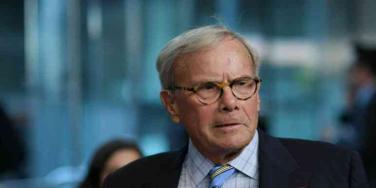 Who Is Tom Brokaw? New Details About The NBC Anchor Accused Of Assault