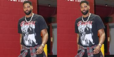 Who Is Tristan Thompson's Girlfriend? New Details About The Mystery Woman He Was Seen With