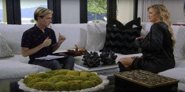 Did Tyler Henry Warn Khloe Kardashian That Tristan Might Cheat?