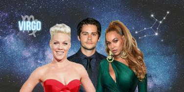 12 Famous Celebrities Born With A Virgo Zodiac Sign