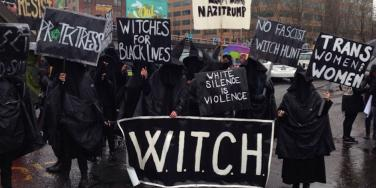 witches trump