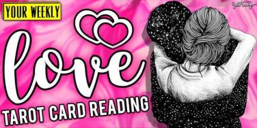 weekly horoscope and tarot card reading