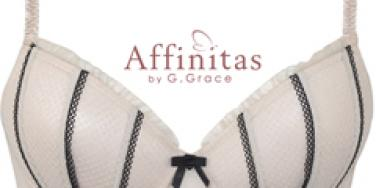 Affinitas Intimas Morgan Padded Bra