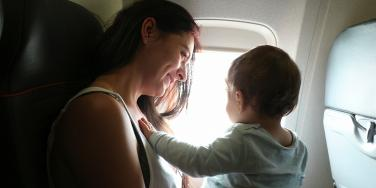 Why I'll Always Buy An Extra Airplane Seat For My Kid
