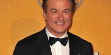 Alec Baldwin smiling