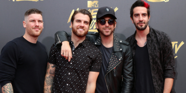 All Time Low band